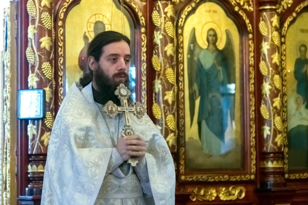 иерей Евгений Веселов
