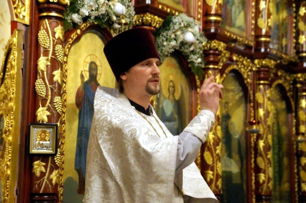 иерей Николай Ворожбит